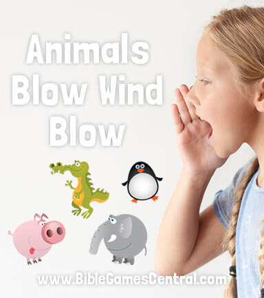 Animals Blow Wind Blow