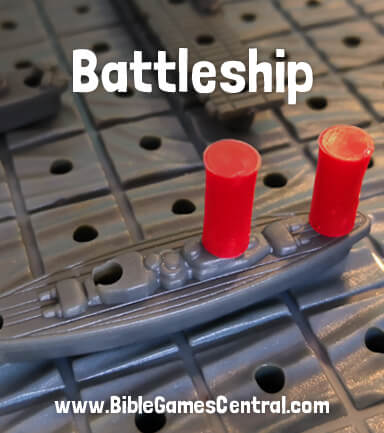 Battleship Youth Group and Sunday School Game