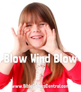 Blow Wind Blow Icebreaker Game for Youths and Kids