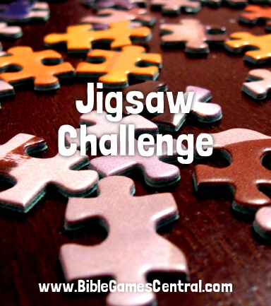 Jigsaw Challenge Bible Game