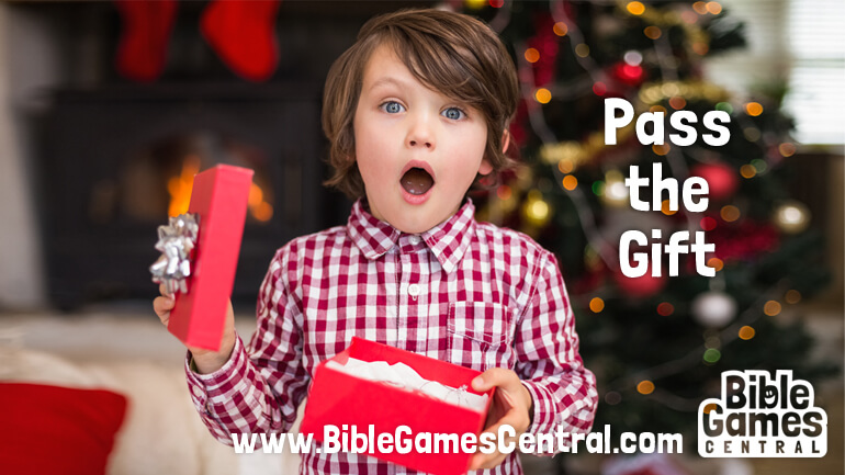 Pass the Gift Church Game