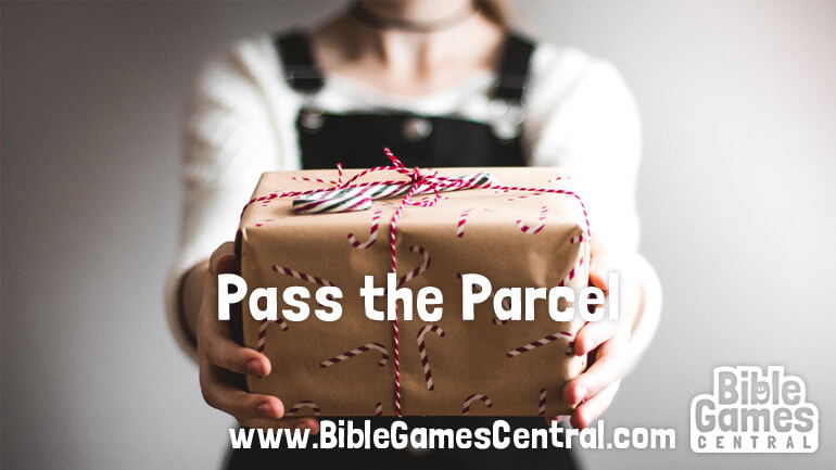 Pass the Parcel Party Game for Kids