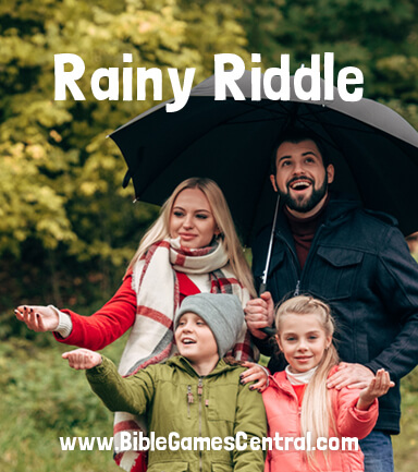 Rainy Riddle