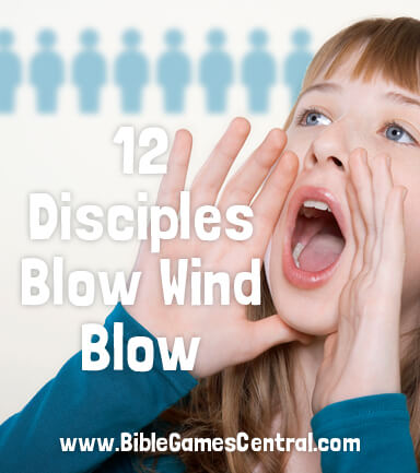 Twelve Disciples Blow Wind Blow