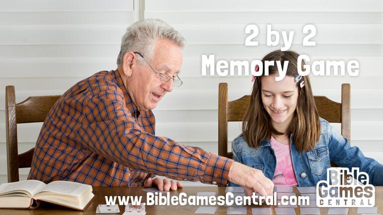 Bible Memory Game