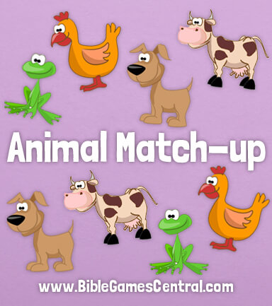 Animal Match-up