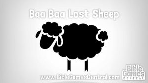Baa Baa Lost Sheep Bible Game for Kids