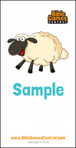 Lost Sheep Sample