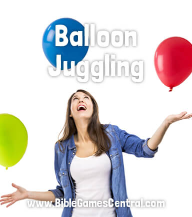 Balloon Juggling