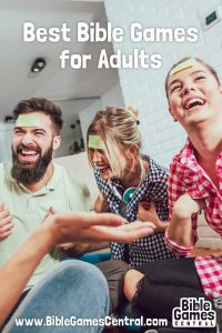 Best Bible Games for Adults