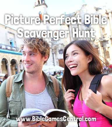 Picture Perfect Bible Scavenger Hunt