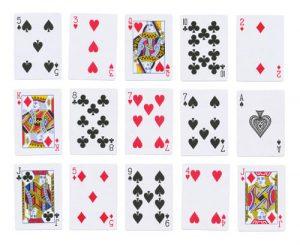 Replication 15 Cards