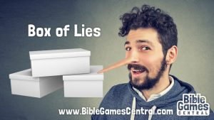 Box of Lies Youth Group Game