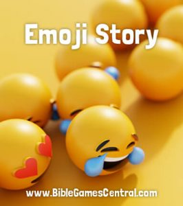 Emoji Story Youth Group Game