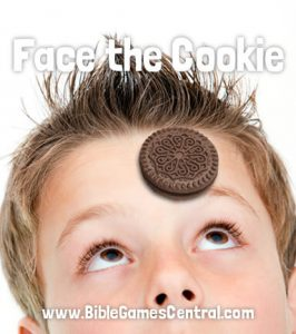 Face the Cookie Bible Game for Kids