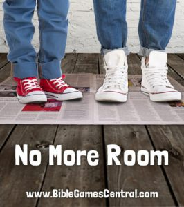 No More Room Bible Game for Kids