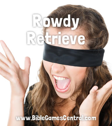 Rowdy Retrieve Youth Group Game