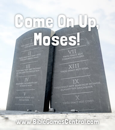Come On Up, Moses!