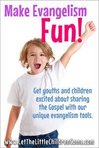 Make Evangelism Fun