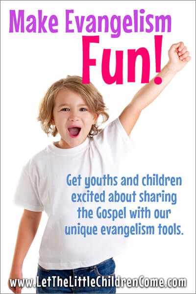 Make Evangelism Fun