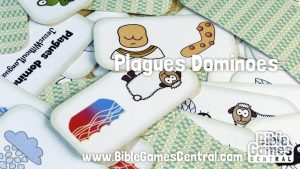 Bible Dominoes - 10 Plagues of Egypt
