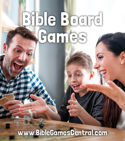 Bible Board Games Christian Board Games