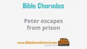 Bible Charades Slide-12