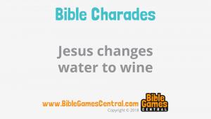 Bible Charades Slide-22