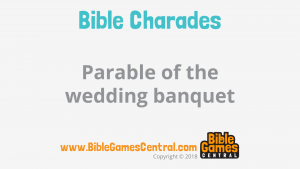 Bible Charades Slide-35