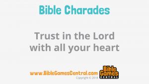 Bible Charades Slide-36