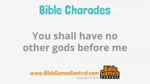 Bible Charades Slide-39