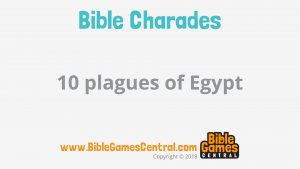 Bible Charades Slide-42
