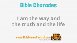 Bible Charades Slide-46