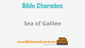 Bible Charades Slide-48