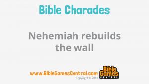 Bible Charades Slide-56