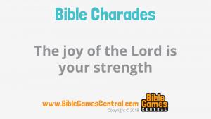 Bible Charades Slide-58