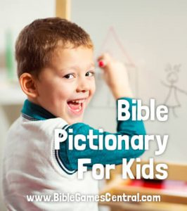 Bible Pictionary for Kids