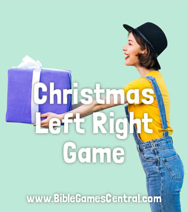 Christmas Left Right Game