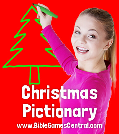 Christmas Pictionary