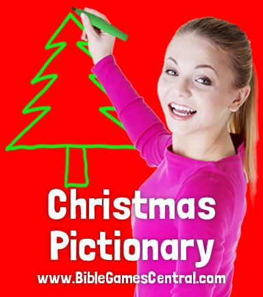 Christmas Pictionary.Christmas Pictionary 90 Free Printable Cards
