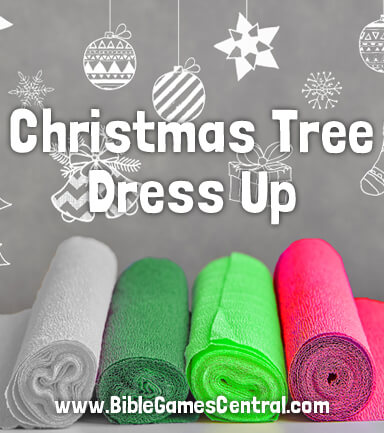 Christmas Tree Dress Up