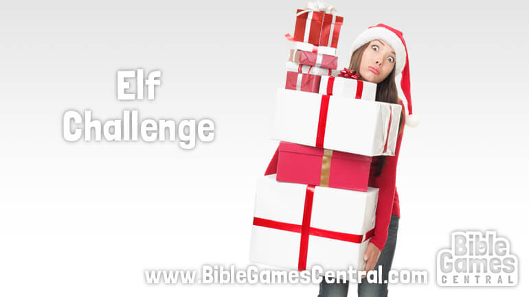 Elf Challenge Christmas Game