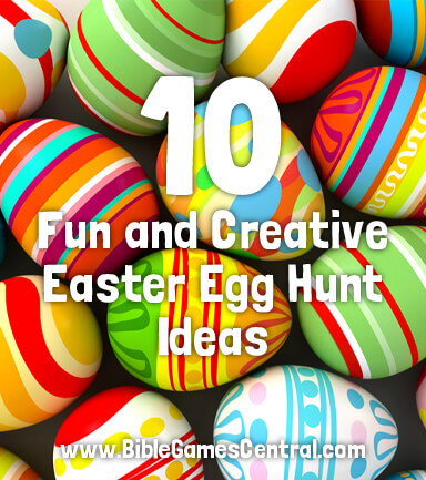 10 Fun and Creative Easter Egg Hunt Ideas