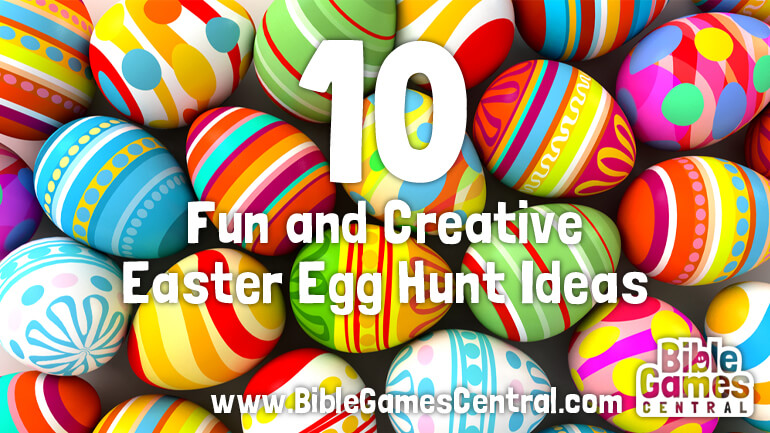 Fun and Creative Easter Egg Hunt Ideas