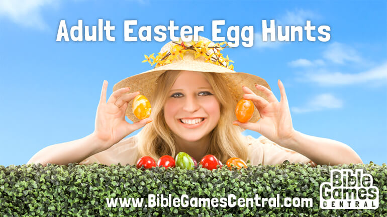 Adult Easter Egg Hunts
