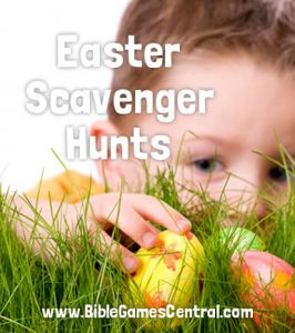 Easter Scavenger Hunts