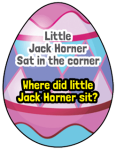 Easter Treasure Hunt Clue 6