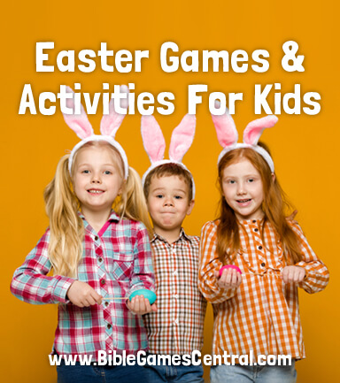 Easter Games and Activities For Kids