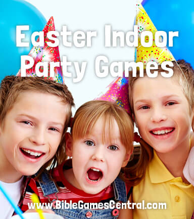 Easter Indoor Party Games