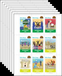 Bible Bingo | Free Printable Bible Bingo Cards